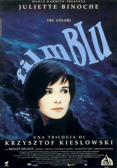 Blu Film Www Come | 164 locandina tre colori film blu