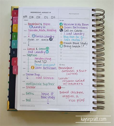 how to make a personal calendar with pictures best 25 emily ley ideas on simplified planner