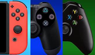 xbox one vs ps4 console ps4 vs xbox one vs nintendo switch which console will