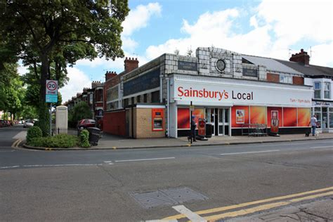Local L Stores sainsbury s local store c church geograph britain and ireland