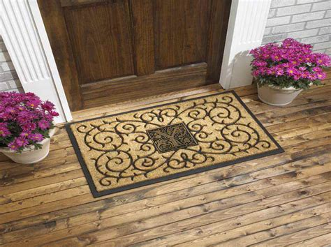 Inside Front Door Mat 10 Options Of Door Mats You Should About Interior Exterior Ideas
