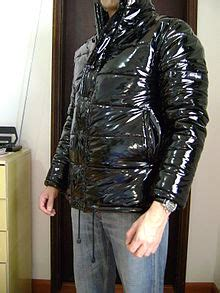 Ny Piyamas Ladie pvc clothing revolvy