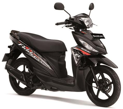 2016 Suzuki Address Fi pilihan warna suzuki address fi 2016 indonesia harga