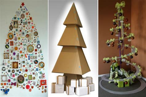10 festive and brilliant tree alternatives