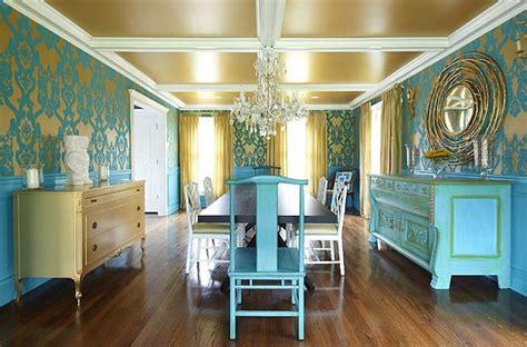 shades  blue   powerful interior
