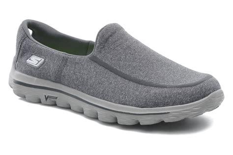 Skechers Gowalk2 skechers go walk 2 sock 53976 sport shoes in grey at