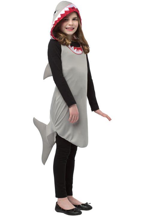 tween costumes purecostumescom shark dress tween costume purecostumes com