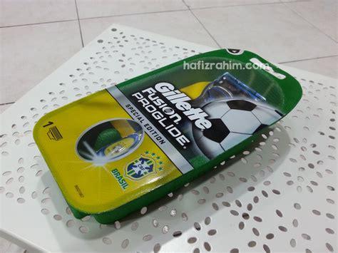 Pisau Caribou Edisi Terbaru pisau cukur brazil affinity gillette edisi terhad
