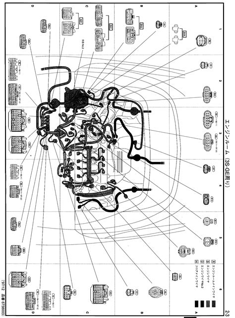 toyota altezza wiring diagram manual image collections