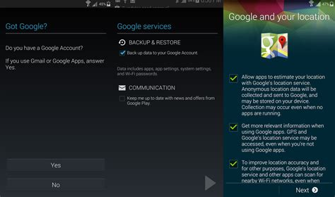 samsung account android galaxy s5 help how to set up your new gs5 android central