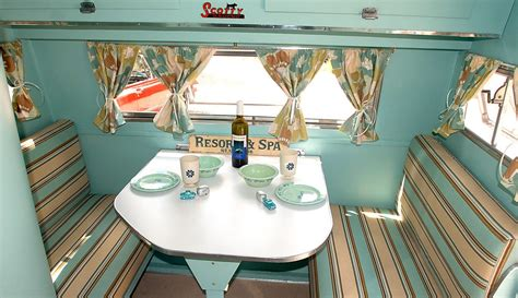 Travel Trailer Interior Lights by Travel In Style With Retro Trailer Design Postindependent
