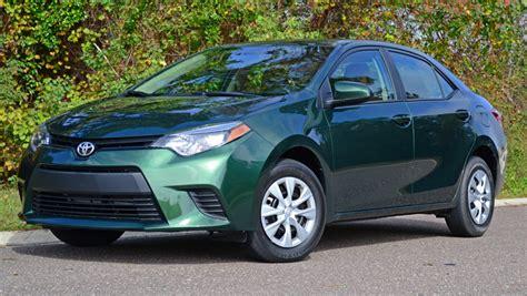 2014 Toyota Corolla Le Eco 2014 Toyota Corolla Le Eco Review Test Drive