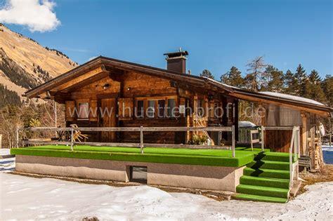 Hütte Mieten by Huette Mieten Lechtal 4 H 252 Ttenprofi