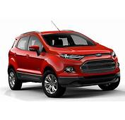 Ford EcoSport Production Version  Car Gallery Budget