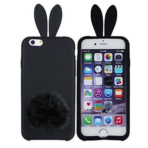 Fashion For Iphone 6g 6s Promo iphone 6 lovely ear design rabbit with