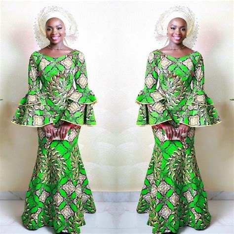 aso ebi ankara ankara aso ebi styles for your next owambe