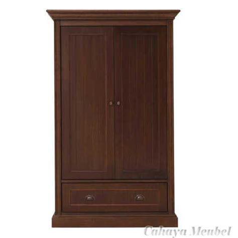 Lemari Jati 2 Pintu lemari pakaian 2 pintu jati jepara jual lemari pakaian