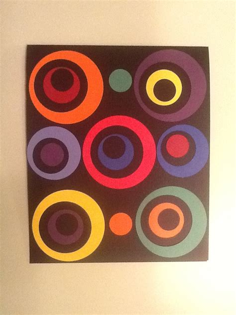 circle punches card smaller circle punch card 6 quot x5 quot cards i made