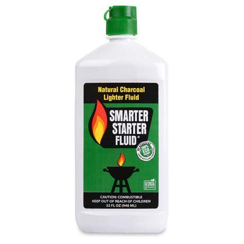 diy lighter fluid smarter starter fluid 32 oz charcoal lighter fluid ssf32 the home depot