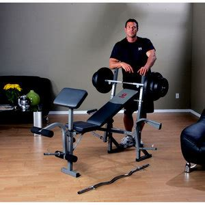 benching 100 pounds marcy standard bench with 100 pound weight set treadmill buy and review