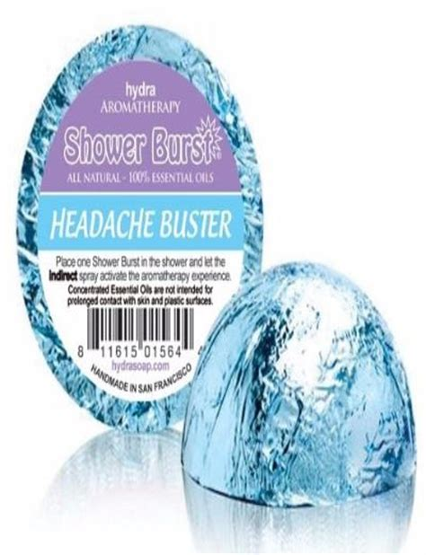 Will A Shower Help A Headache by Hydra Shower Burst Headache Bumble
