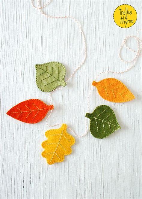 pattern for felt leaves 1000 images about folhas on pinterest leaf bowls leaf