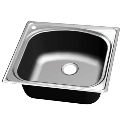 kitchen sinks chicago stainless steel single bowl