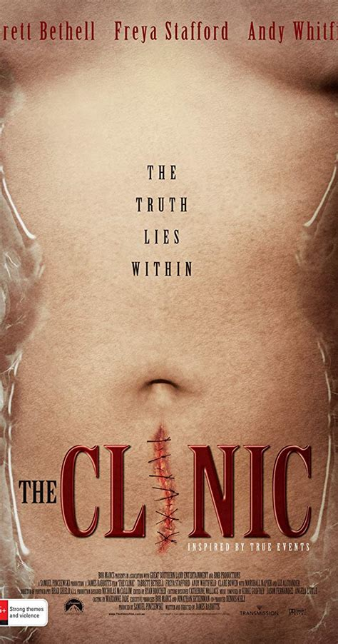 The Clinic by The Clinic 2010 Imdb