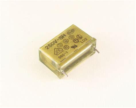 kapasitor rifa pme271m rifa capacitor 0 33uf 250v radial 2020007816