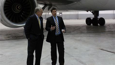 gov nixon welcomes aviation technical services  missouri company plans  create