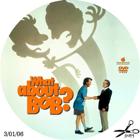 What About by What About Bob Custom Dvd Labels What About Bob1