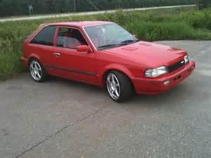 mazda 323 hatchback 1988 image 40