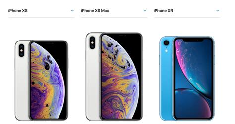 compare  iphone xs  iphone xr   size   iphones   printable guide
