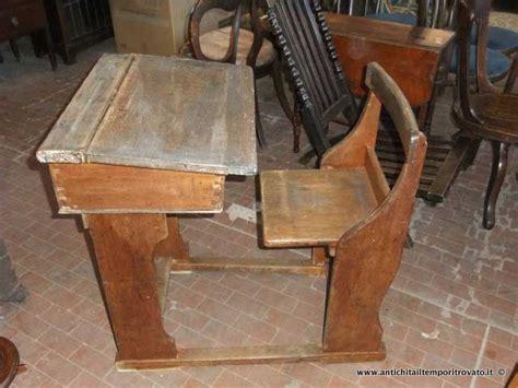 banco di scuola antico antichit 224 il tempo ritrovato antiquariato e restauro