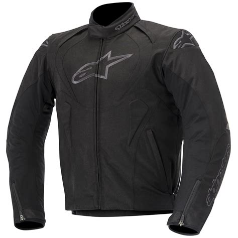 sport bike jacket alpinestars t jaws waterproof textile sport motorbike