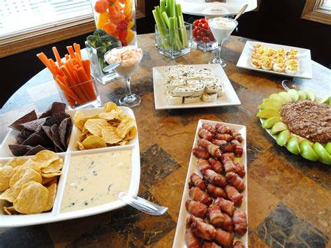 wedding shower appetizers oxford impressions wedding bridal shower ideas and appetizers