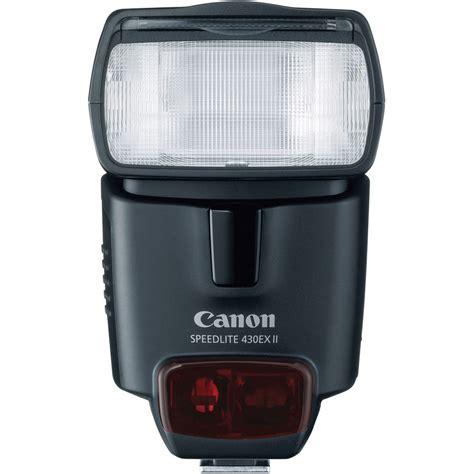 Canon Flash 430ex Ii Hitam canon speedlite 430ex ii 2805b002 b h photo