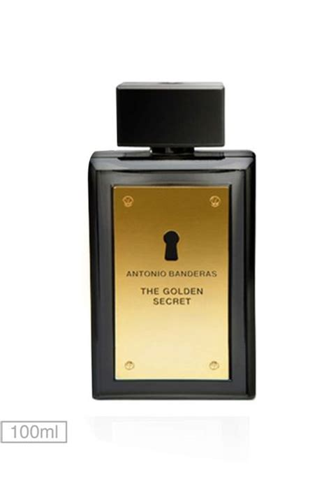 Parfum Antonio Banderas The Golden Secret perfume the golden secret antonio banderas 100ml compre