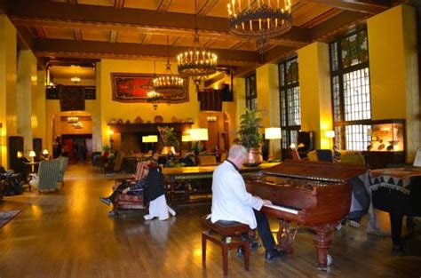 Ahwahnee Dining Room Dress Code by The Ahwahnee Bar Across From The Dining Room Picture