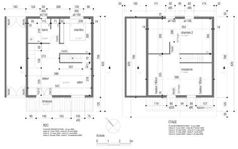 Plan Dune Maison by Plan Dune Maison De 80m2
