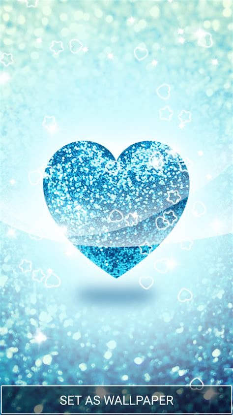 glitter love wallpaper  android