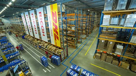 dhl sede vision picking at dhl augmented reality in logistics