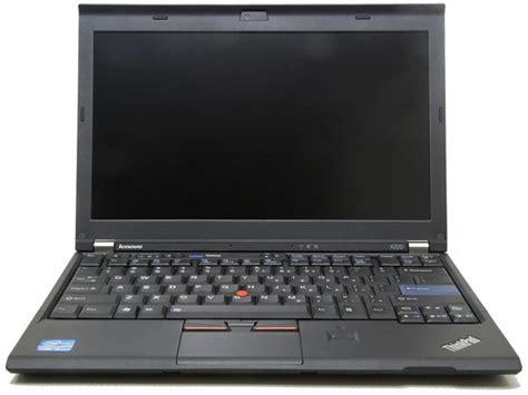 Laptop Lenovo X220 lenovo thinkpad x220 ultraportable notebook review techspot