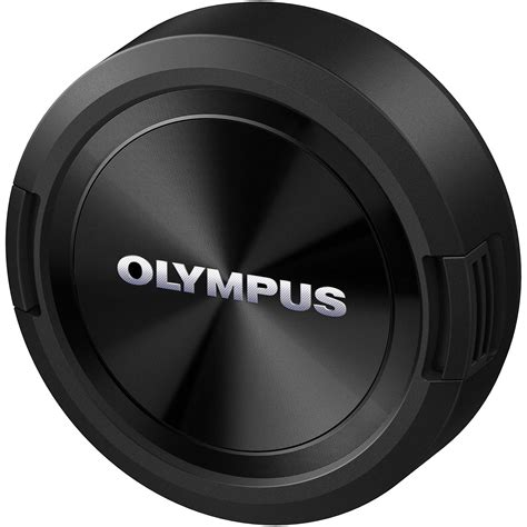 Olympus Lc 58e Lens Cap For M 4 3 Original olympus lc 62e lens cap v325625bw000 b h photo