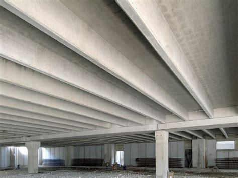 capannoni in cemento prefabbricato solaio nervato prefabbricato in cemento armato solaio