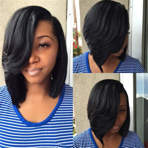 nice weaving styles best 25 feathered bob ideas on pinterest layered bob