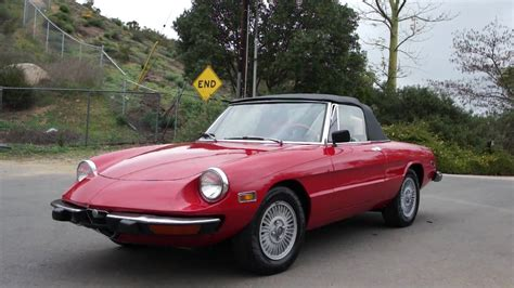 Alfa Romeo Spider 1974 by 1974 Alfa Romeo Spider Roadster Convertible Stainless
