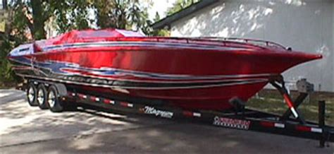 fountain offshore racing boats used donzi like new wellcraft boat formula pre owned
