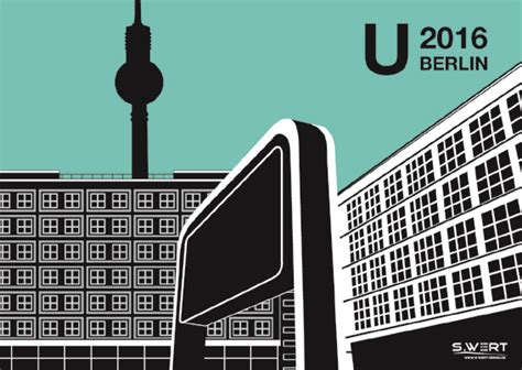 design kalender berlin grafik berlin kalender 2016 s wert design
