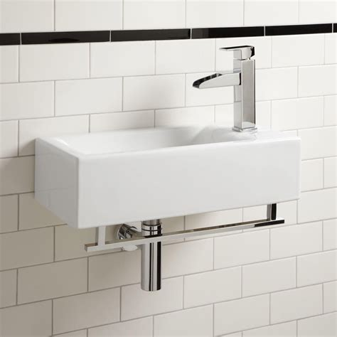 wall mount sink leiden wall mount sink with towel bar wall mount sinks